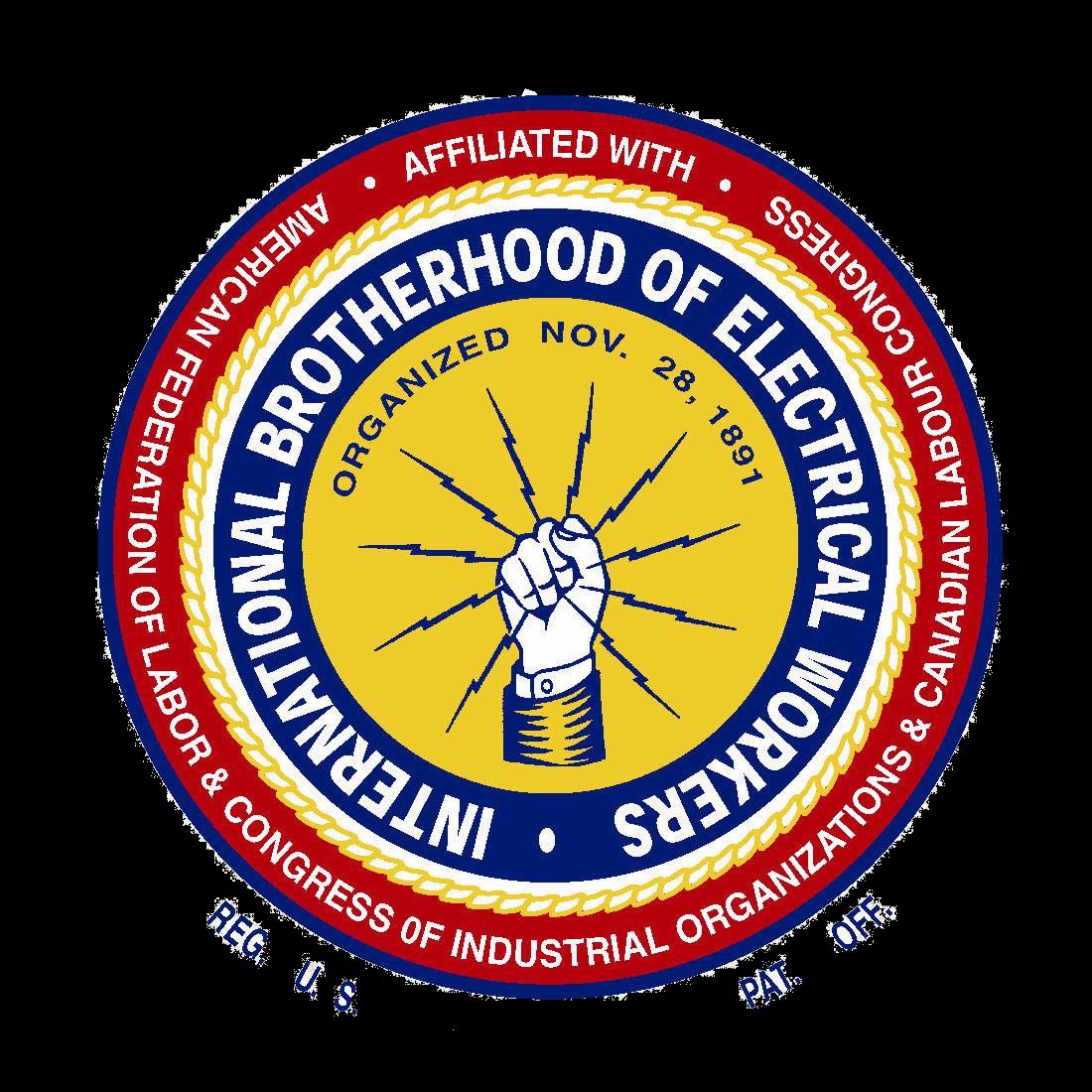 IBEW Bug Logo