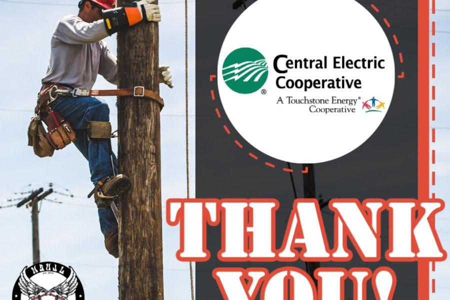 Rodeo Sponsors 2021 - Central Elec Coop