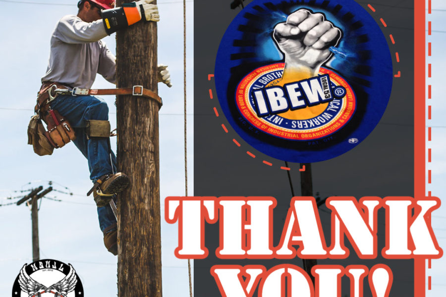 Rodeo Sponsors 2021 - IBEW 53